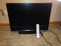 "26"" TV with DVD player in Oswego, Illinois"