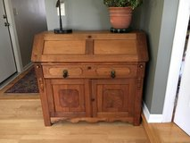 """Beautiful Older/Antique Desk with lots of storage! 41""""x36""""x20"""" in Naperville, Illinois"""