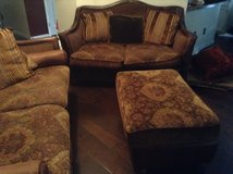 Sofa, Loveseat, and Ottoman in Spring, Texas