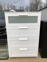 White Dresser in Fort Leonard Wood, Missouri