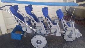 Quad Stroller in Oswego, Illinois