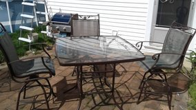 patio table and chairs in Fort Leonard Wood, Missouri