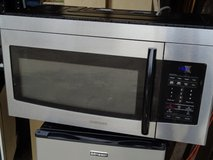 Samsung OTR Microwave in Oswego, Illinois