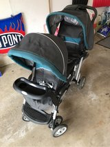 Graco duo glider/double stroller in New Lenox, Illinois