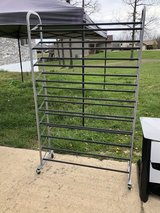 Shoe Rack on Wheels in Fort Leonard Wood, Missouri