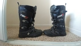 Oneal dirt bike boots sz 10 mens in Vacaville, California