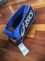 Asics Athletic shoe bag brand new in Plainfield, Illinois