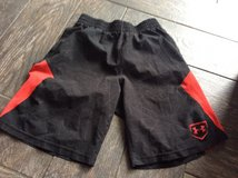 Under ARMOUR shorts in YM in Plainfield, Illinois