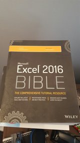 Microsoft Excel College book in Aurora, Illinois