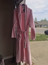 Pink Woman's Robe in Fort Campbell, Kentucky