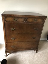Walnut Chest of Drawers in St. Charles, Illinois