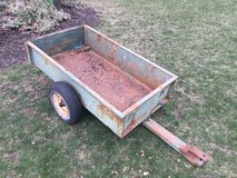 Lawn cart in St. Charles, Illinois