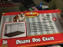 "36"" length dog crate in Joliet, Illinois"