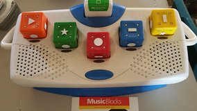 Educational Music Blocks in 29 Palms, California