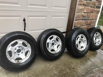 "16 "" GM wheels in Fort Campbell, Kentucky"