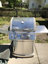 landmann stainless grill in Wilmington, North Carolina