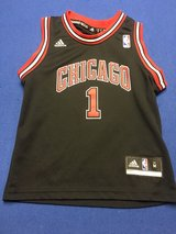 Youth M Derrick Rose Jersey in Naperville, Illinois