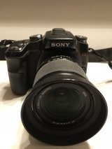 Sony Alpha DSLR A100 10.2 MP Digital Camera w DY 18-70 mm Lens in Ramstein, Germany