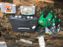 N64 2 controllers and 2 game start in Chicago, Illinois