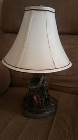 Cowboy Table Lamp in 29 Palms, California