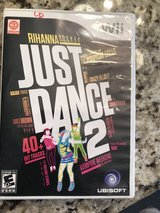 Wii video game Just Dance 2 in Elgin, Illinois