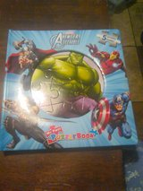 avengers my first puzzle book in Camp Lejeune, North Carolina