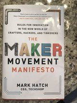 The Maker Movement Manifesto in Glendale Heights, Illinois
