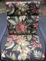 Patio cushions (four) in Chicago, Illinois