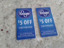 5 - $5 off Kroger Grocery Coupons in Fort Knox, Kentucky
