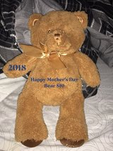 PERSONALIZED MOTHERS DAY BEAR in Tacoma, Washington