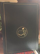 Master's Two thousand official hard cover book in Elgin, Illinois