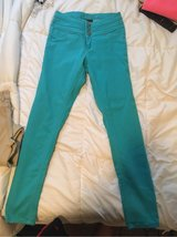 Turquoise jegging in Fort Campbell, Kentucky
