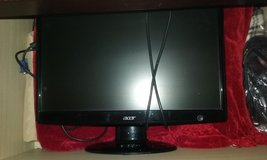 ACER MONITOR /EXCELLENT COND. in Camp Lejeune, North Carolina