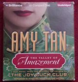 The Valley Of Amazement by Amy Tan - book on 21 CD's - 25 hours long in Spring, Texas