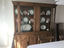 Dining room set in Orland Park, Illinois
