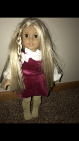 American girl dolls in Oswego, New York
