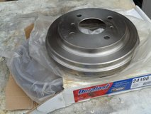 2 Rear Brake Drums for Nissan in Wheaton, Illinois