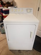 GE 7 CYCLE GAS DRYER LIKE NEW! in Camp Pendleton, California