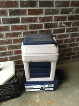 Automatic feeder and water in DeRidder, Louisiana