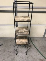 Cute Outdoor Flower/Plant stand in DeKalb, Illinois