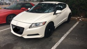 Honda CR-Z in Camp Pendleton, California