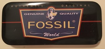 Fossil Tin in Byron, Georgia