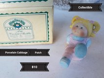 Cabbage Patch porcelain collectible in Vacaville, California