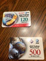 AT & T PrePaid Phone Cards in St. Charles, Illinois
