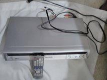Dvd player with remote in Alexandria, Louisiana