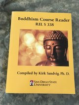 buddhism course reader in Camp Pendleton, California