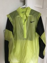 Nike waterproof golf jacket in Okinawa, Japan