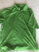 Golf shirt in Okinawa, Japan