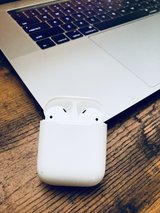 Apple Air Pods in Okinawa, Japan