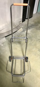 Folding hand truck / dolly for luggage, ice chests or whatever you need in Okinawa, Japan